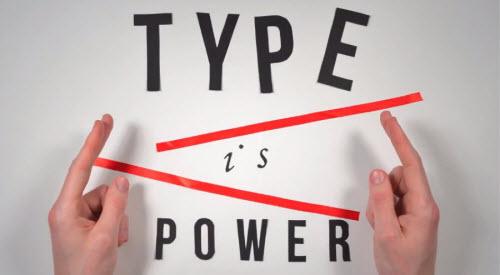 La historia de la tipografía en 5 minutos