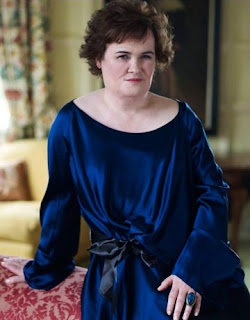 Susan Boyle - You Have To Be There Lyrics