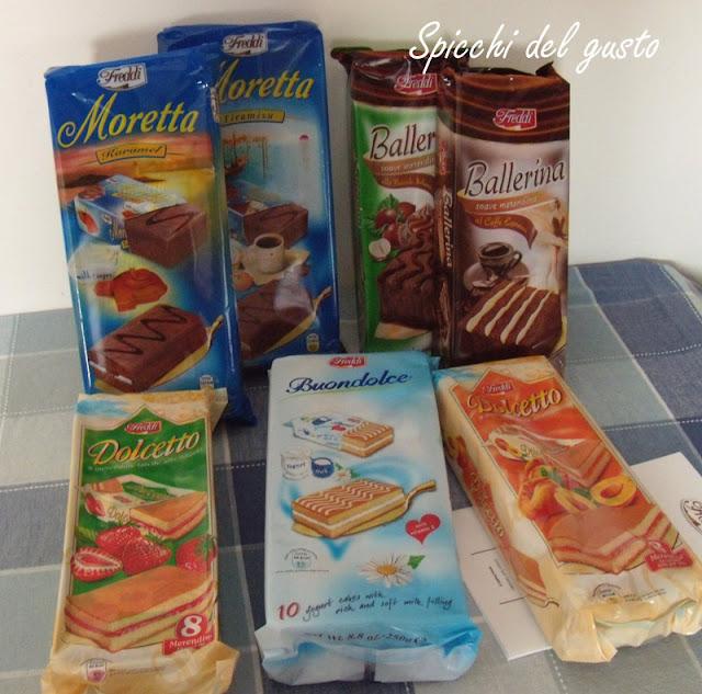 merendine freddi dolciaria
