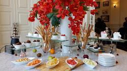 Makan Tjantik di D'Heritage Balai Kota