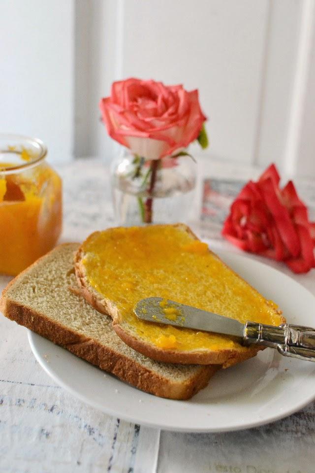 Mango Jam (with Pectin)