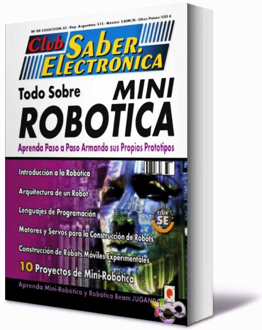 Robótica Fundamentos Y Avanzada/ Guías Teórica- Práctica Pdf
