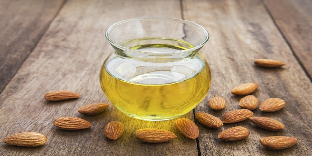 Sweet Almond Oil For Dark Circles