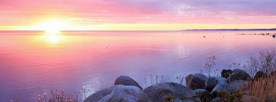 Facebook Timeline Cover Of Amazing Sunset.