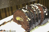 Chocolate Roll Cake - The Buffet International Cuisine