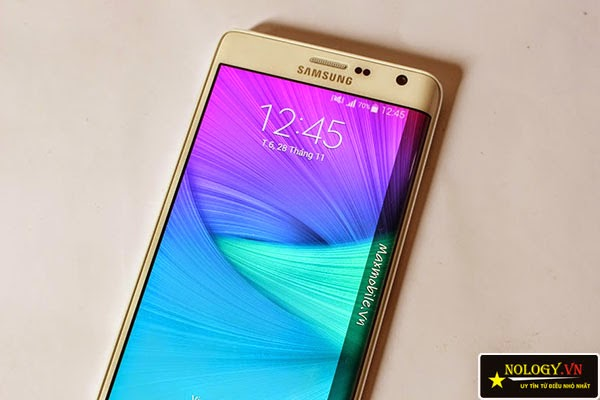So sánh Samsung galaxy Note Edge và Note 4