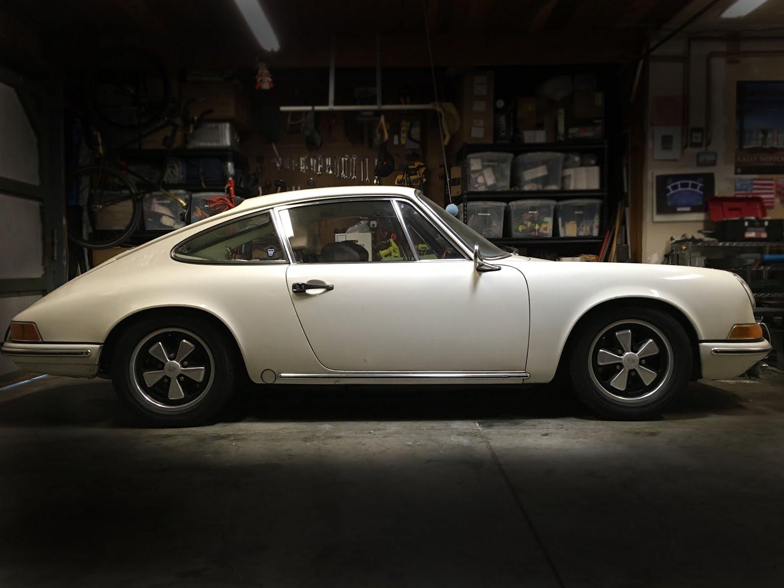 M E M O Lowered 1969 Porsche 912