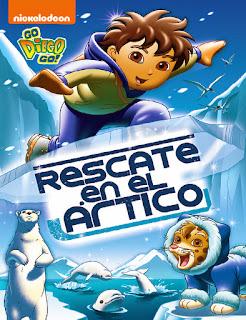 Ver Película Go Diego Go. Rescate en el artico Online Gratis (2014)