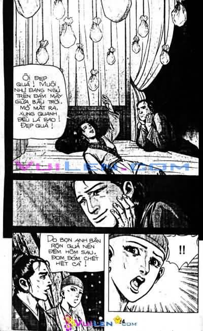 TruyenHay.Com - Ảnh 22 - Tiếu Ngạo Giang Hồ Chapter 22