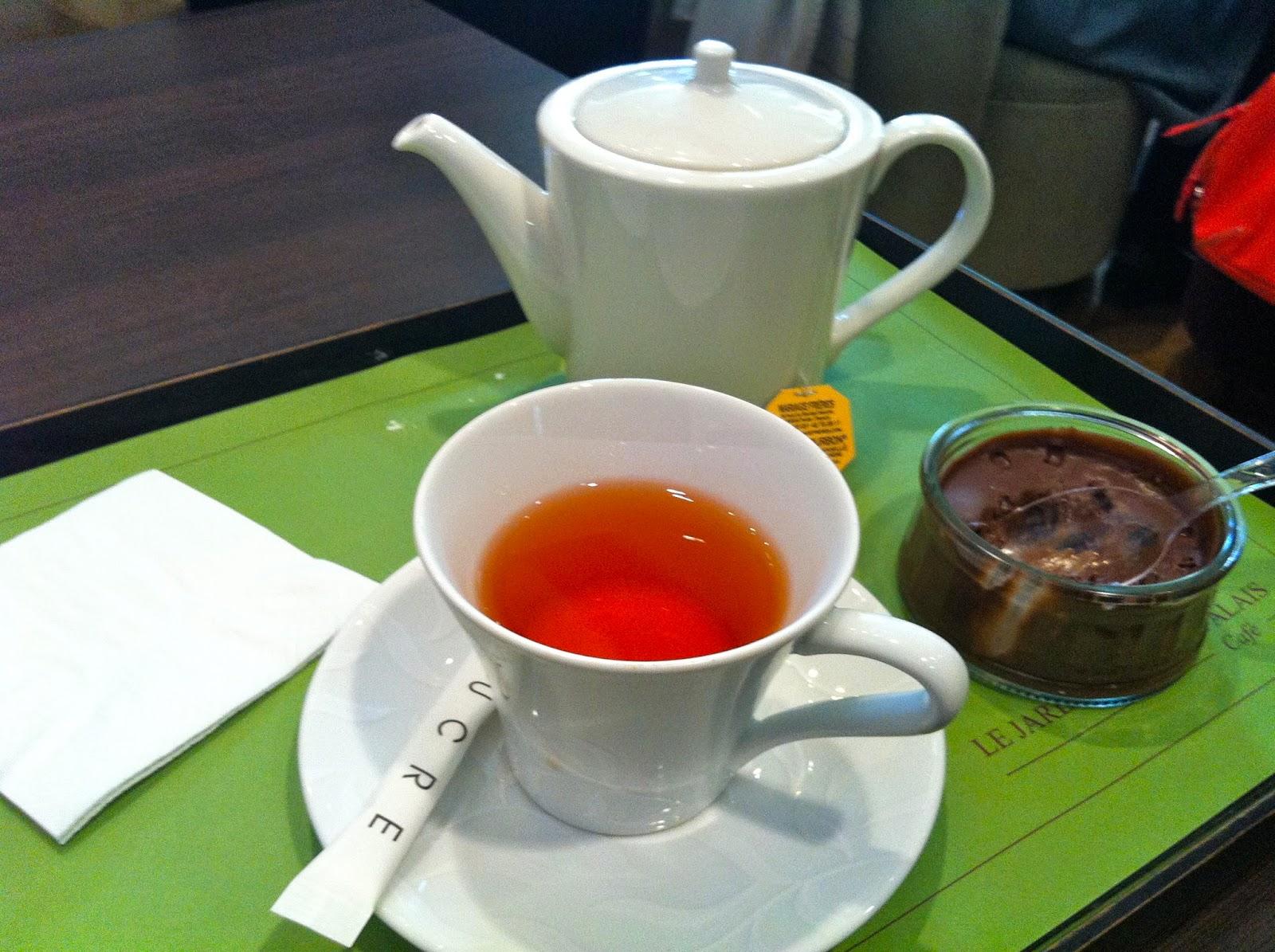 Petit palais jardin caf for Cafe le jardin du petit palais