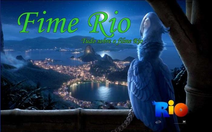 O Filme Rio.