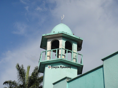 Kinkole Mosque Minaret DR Condo
