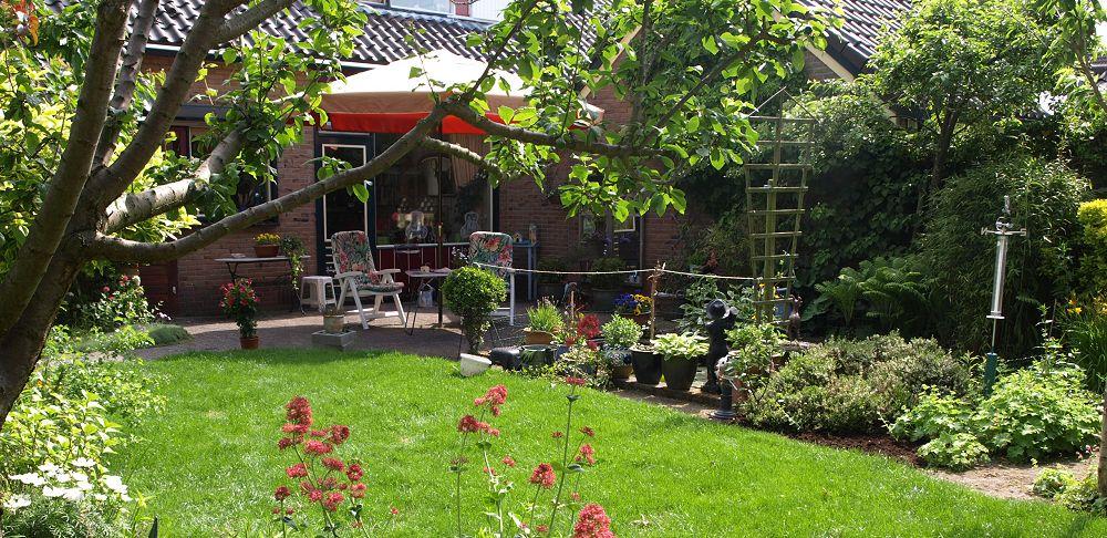 Quilts and friends vakantiegevoel - Terras schuilplaats ...