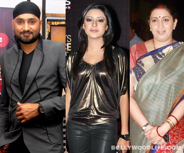 Bigg Boss 7: Smriti Irani and Harbhajan Singh Are Possible Contestants