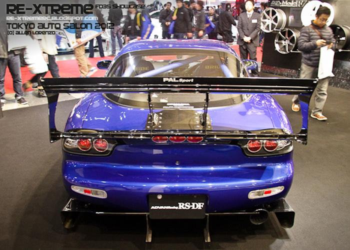 Re xtreme tokyo auto salon 2013 advan for 2013 tokyo auto salon