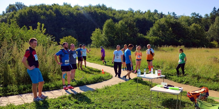 I Битцевский марафон - 9 августа 2015 - фото