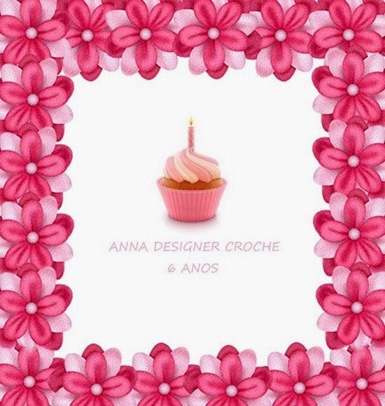 ANNA DESIGNER CROCHE!!!
