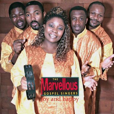Marvellous Gospen Singers 1989 Joy & Happy