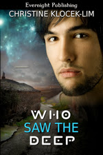 {Excerpt+Giveaway} Who Saw the Deep by Christine Klocek-Lim