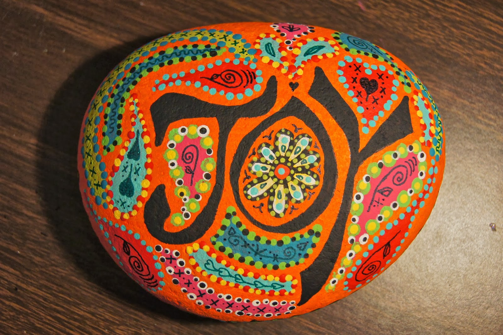 Hive arts crafts painting river rocks - River rock painting ideas ...