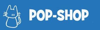 Geschäft für Pop-Kultur