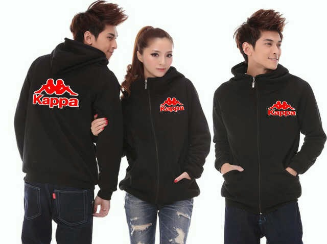 Couple Jacket Hodie Zipp kappa