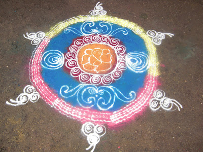 Rangoli Design Idea