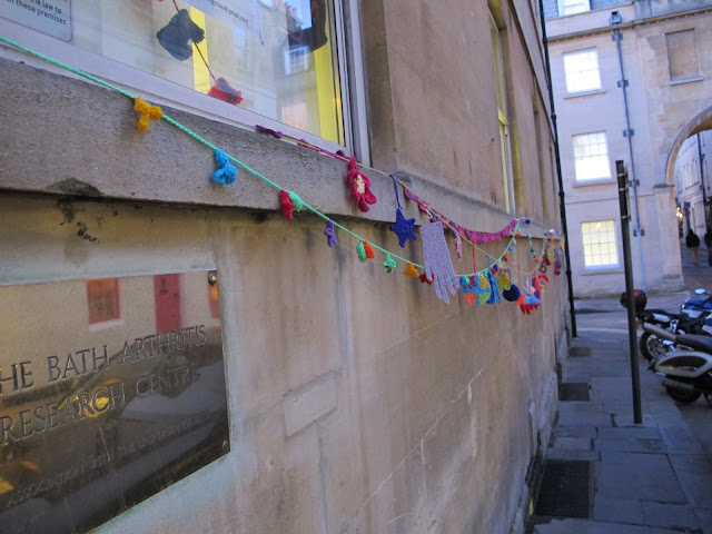 yarnstorm in Bath