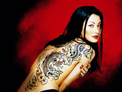 dragon tattoo series