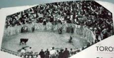 TOROS EN RIBADEO 1950