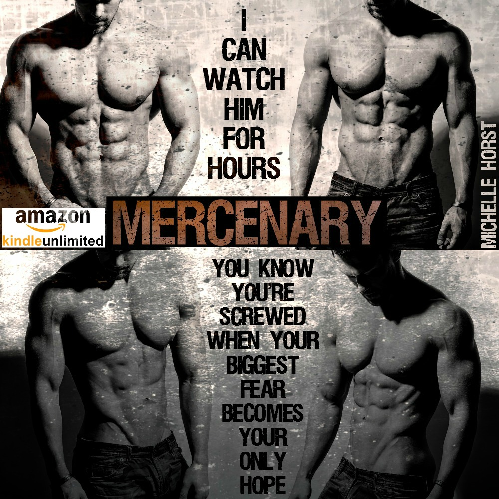 Mercenary Release Blitz