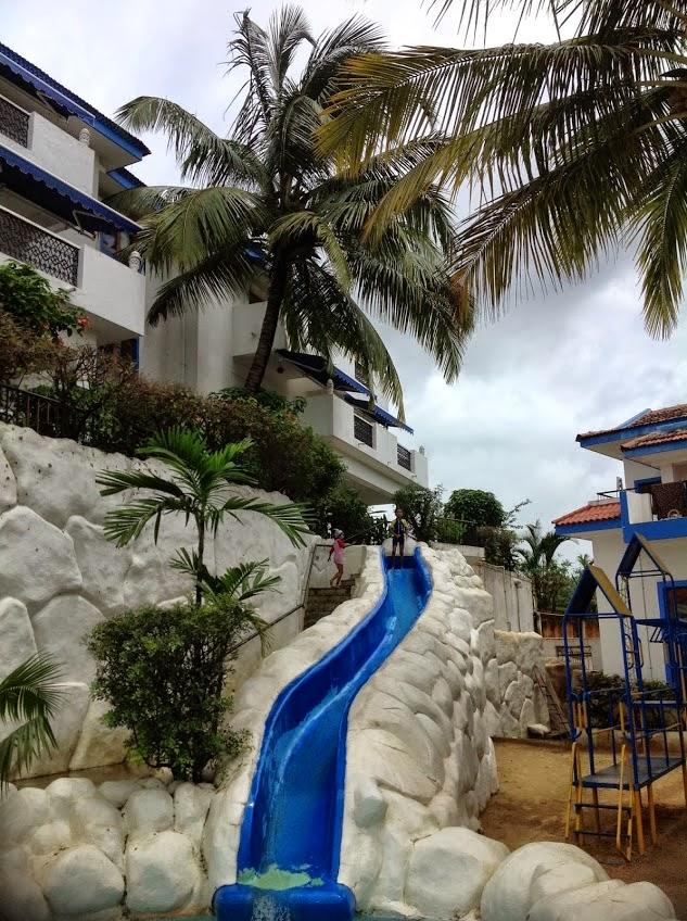 Haathi mahal South Goa Resort