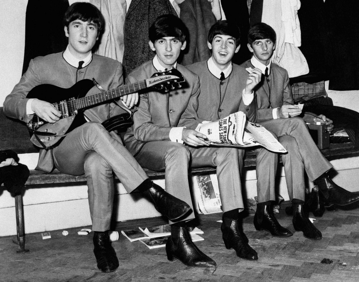 the influence of the british invasion in american music fashion and literature America's cultural role in the world  there is little point in reeling off a list of internationally famous american music  as in literature, american influence .