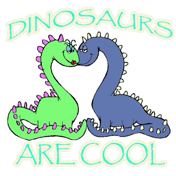 Dinosaurs are Cool Hunts!