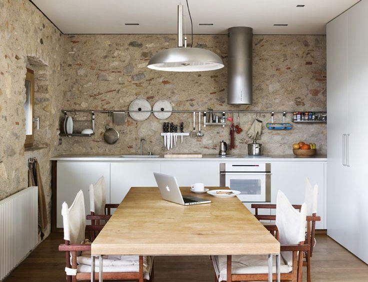 Wonderful cuisine en pierre naturelle 5 vous - Cuisine en pierre naturelle ...