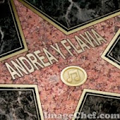 Miren..Tenemos nuestra estrella de la fama!!!