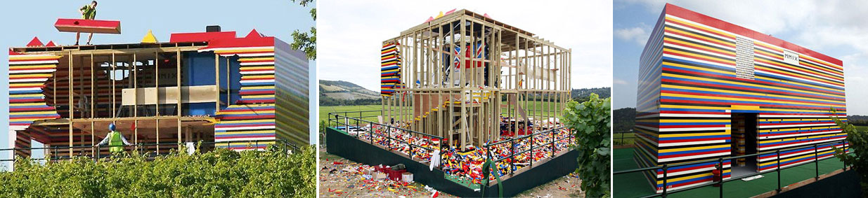 Fraizycircus tout ce qu 39 on peut faire avec des legos for Construire une maison en lego