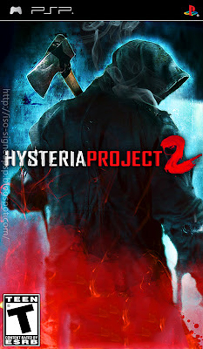 PSP Hysteria Project 2 1 Link EUR Fire2Games Free