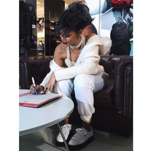 Puma Rihanna Creeper Sale
