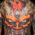 50 Most Amazing Full Back Tattoos