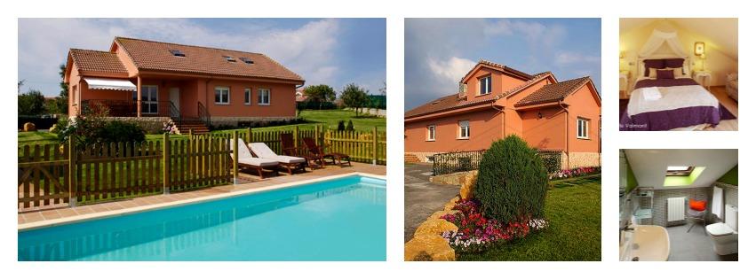 Asturias te descubrimos 5 casas rurales con mucho encanto - Casas rurales en asturias con piscina ...