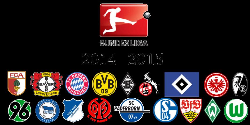 Klasemen Liga Jerman Bundesliga 2014-2015
