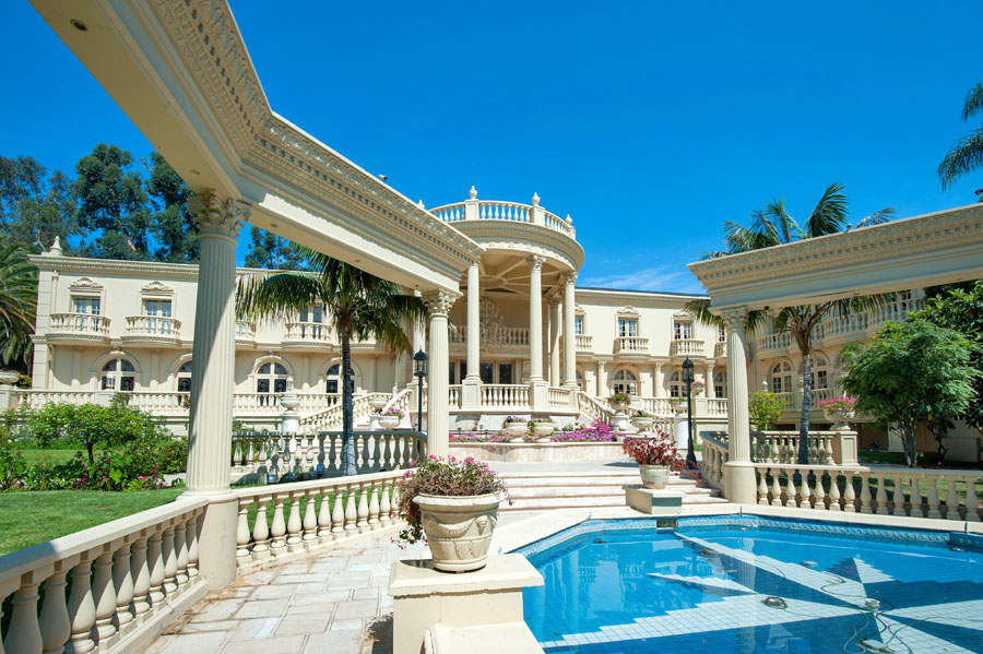gallery for most beautiful mansions in the world