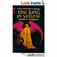 FREE: The King in Yellow by Robert W. (Robert William) Chambers