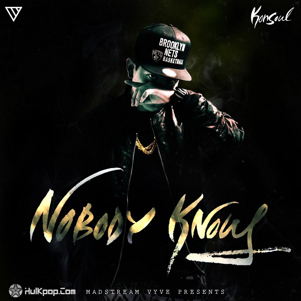 Konsoul – Nobody Knows – EP