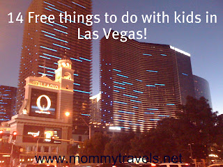 14 free things to do with kids in Las Vegas