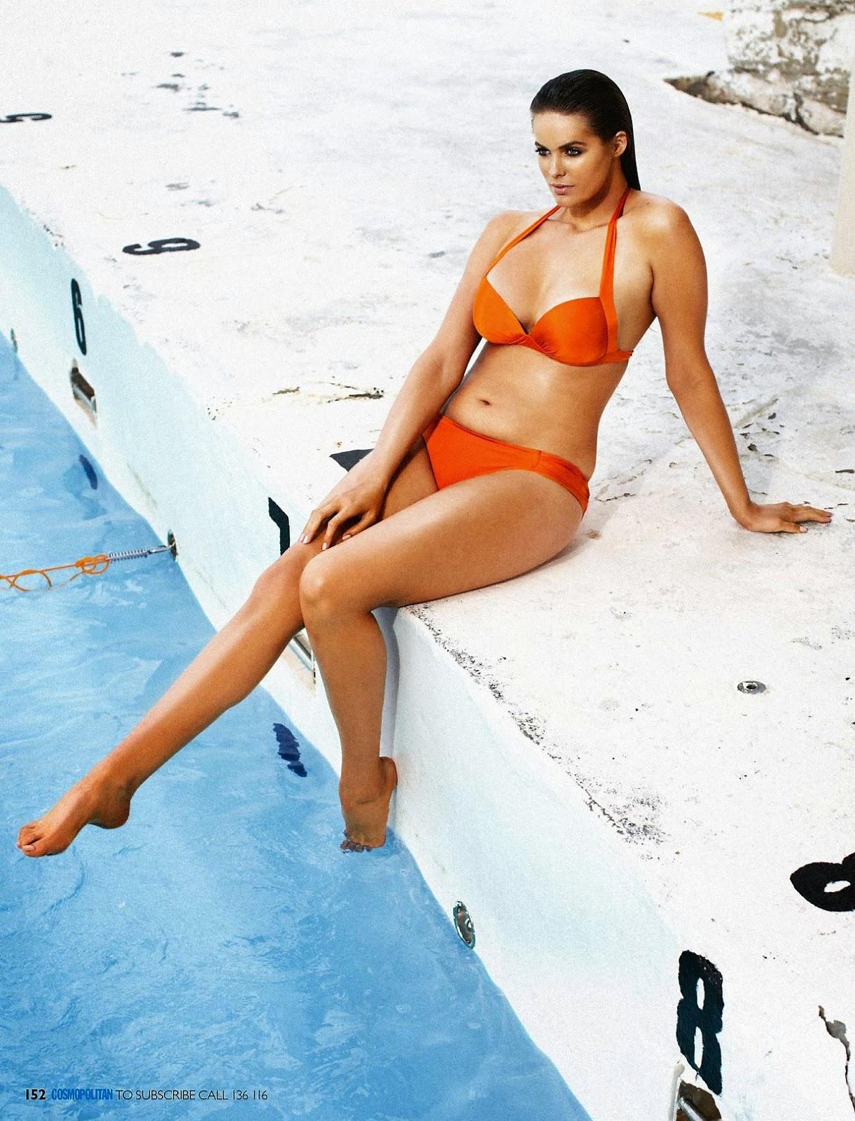 صور مميزة لـ عارضة الأزياء الاسترالية الجميلة روبين لاولي