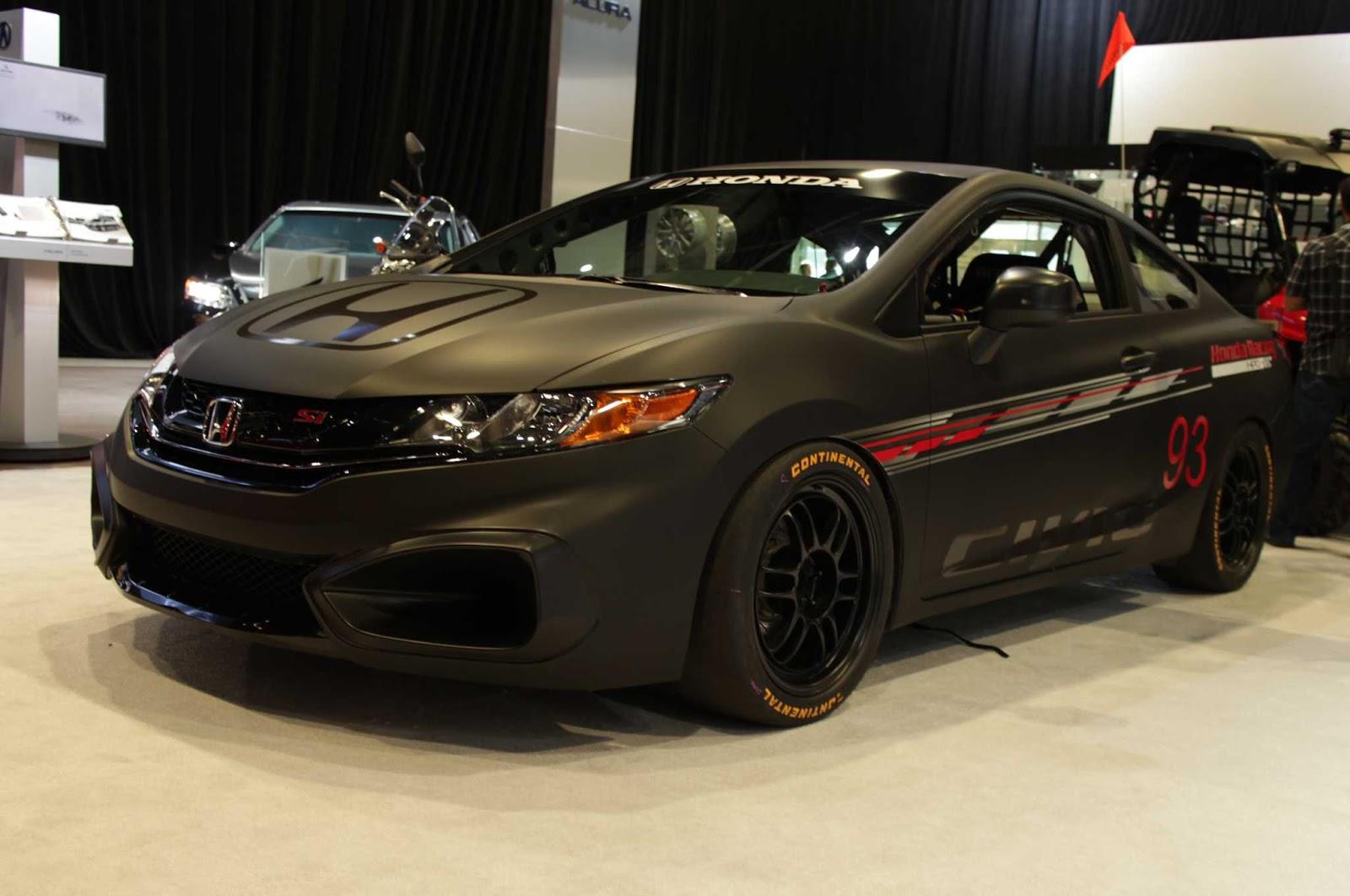 Honda Civic Si Modification Car Modification
