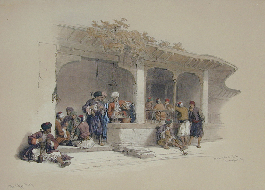 Art artists david roberts part 6 for Cairo outlet