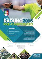 RADUNO PRE CAMPIONATO 2016